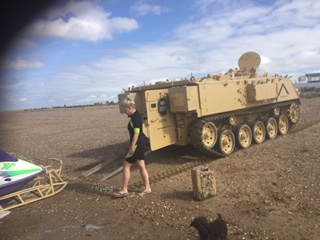 Beach Monster 432 APC