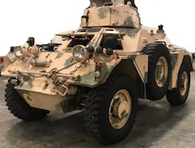 Ferret Mk 2 USA