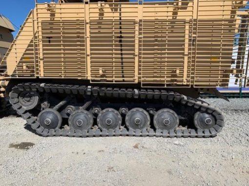 Warthog Armoured Vehicle