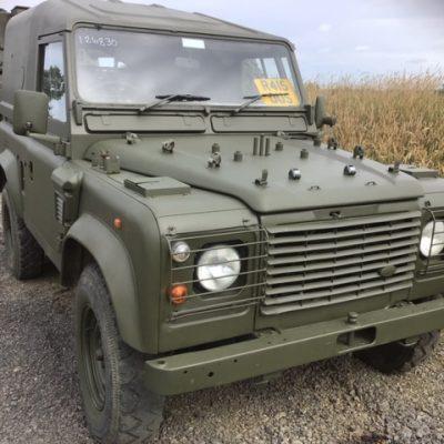 Land Rover Wolf 126830