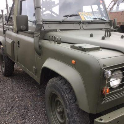 Land Rover Wolf 135732