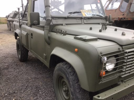 Land Rover Wolf 135732