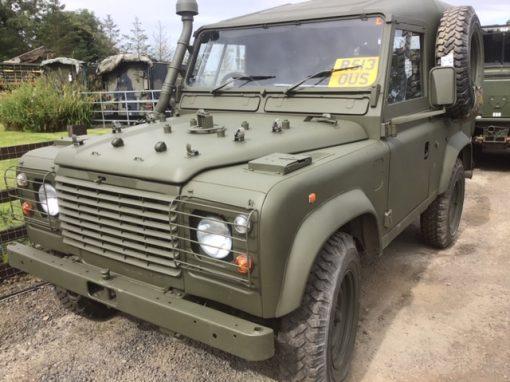 Land Rover Wolf 147207