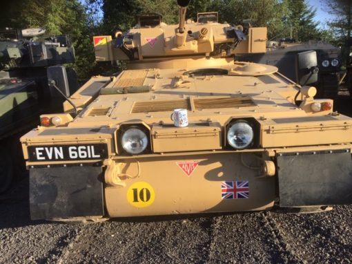 CVRT Sabre EVN 661L 1