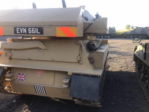 CVRT Sabre EVN 661L 5