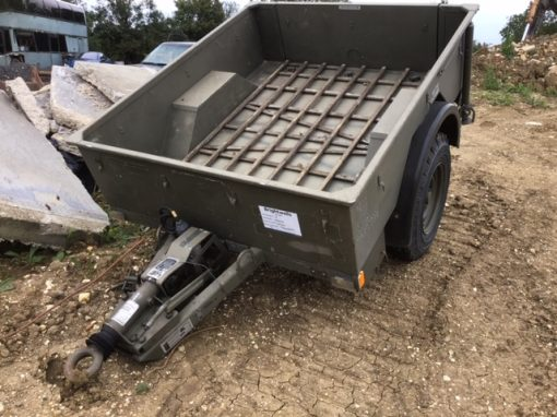 Penman Military Trailer