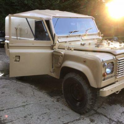 Land Rover Wolf 114252