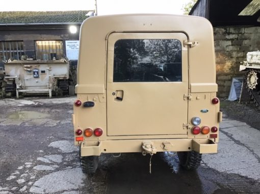 Land Rover Wolf 114252