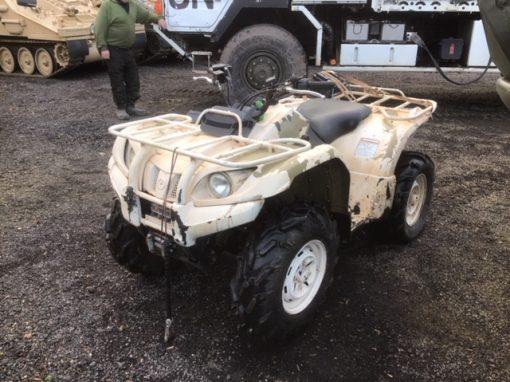 Yamaha Grizzly 450 Quad