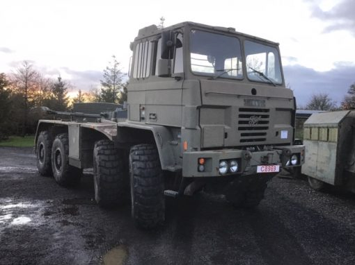 Foden Hook Lorry Loader