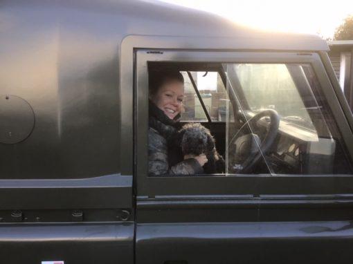 Land Rover Wolf 90 144243