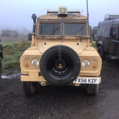 Land Rover Snatch 928511