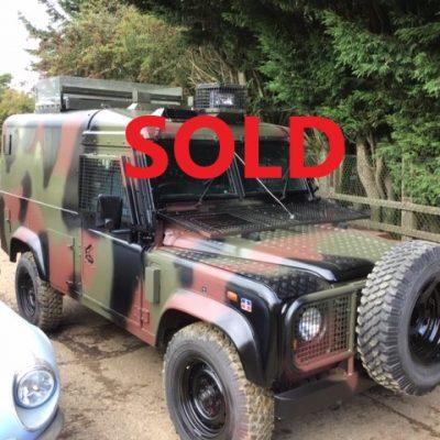 Englishmans Humvee 8376