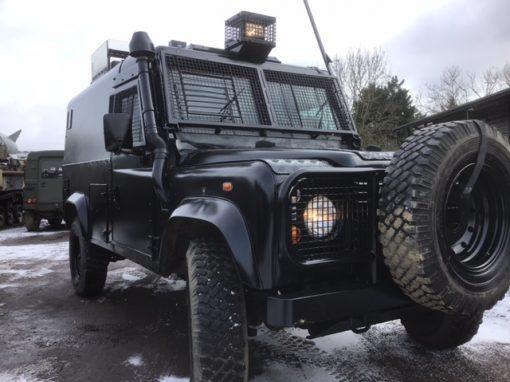 Land Rover Snatch 923925