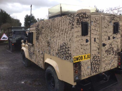 Land Rover Snatch 928737