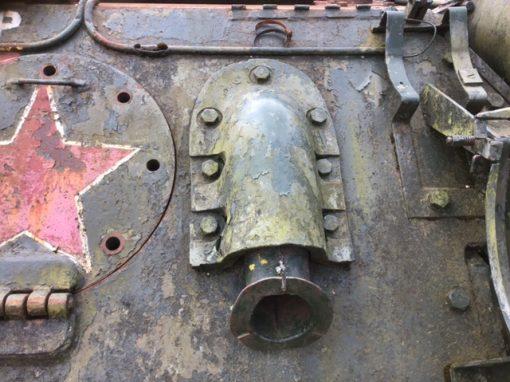 T34/85 Russian Main Battle Tank