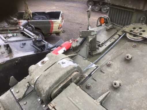 Combat Engineer Tractor