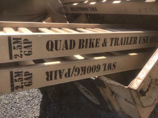 Quad Bike Trailer